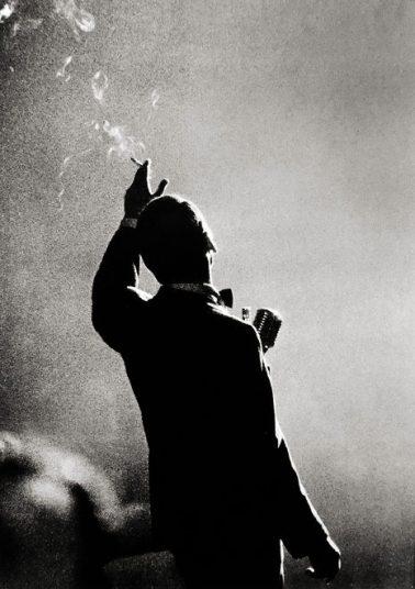 Frank Sinatra, Monte Carlo by Herman Leonard