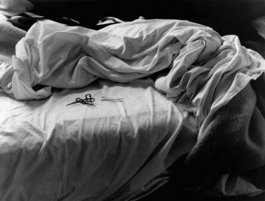 The Unmade Bed, 1957 by Imogen Cunningham