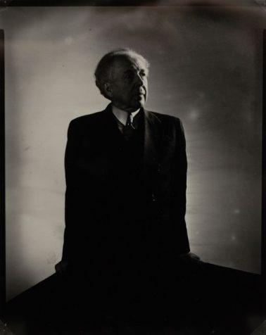 Frank Lloyd Wright by Edward Steichen