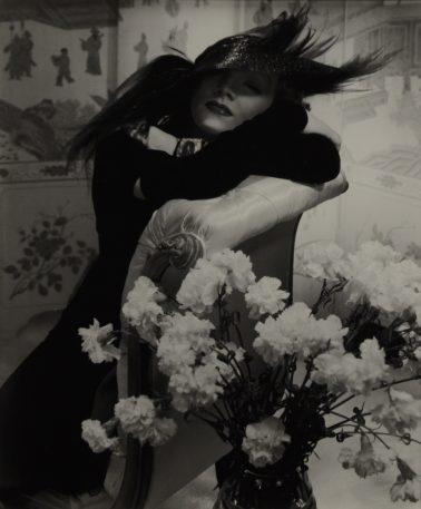 Marlene Dietrich, 1931 by Edward Steichen