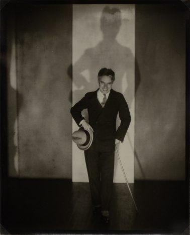 Charlie Chaplin by Edward Steichen