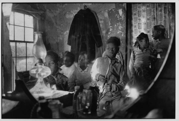 Family Reflection, John's Island, SC, 1965 by Leonard Freed