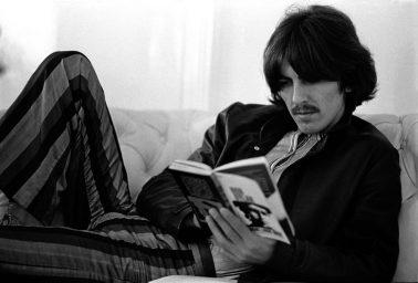 George Harrison, 1968 by Baron Wolman