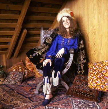 Janis Joplin at Spaulding's by Baron Wolman