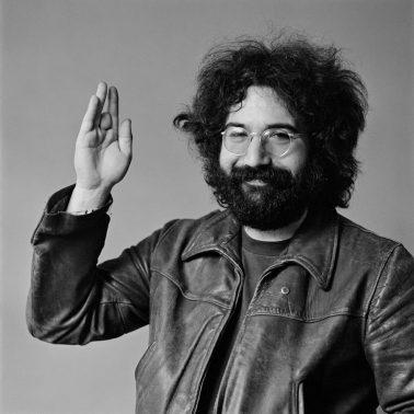 Jerry Garcia, The Grateful Dead 1969 by Baron Wolman