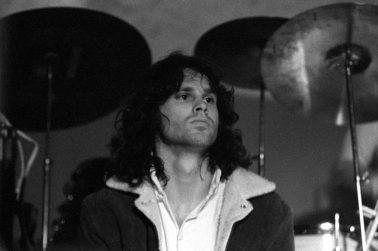 Jim Morrison, 1968 by Baron Wolman
