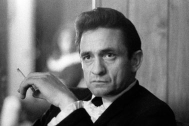 Johnny Cash at the Circle Star Theatre, Redwood City, California 1967 by Baron Wolman