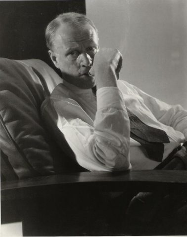 Sinclair Lewis by Edward Steichen