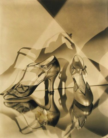 Evening Shoes, 1927 by Edward Steichen