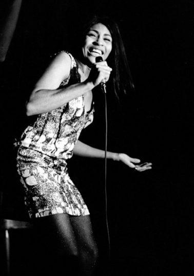 Tina Turner by Baron Wolman