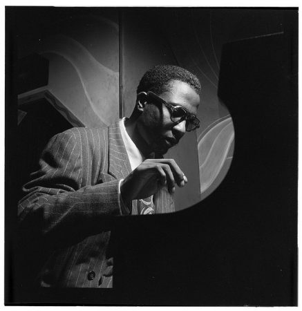 Thelonious Monk, Minton's Playhouse, New York, N.Y., 1947 by William Gottlieb