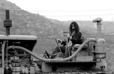 Frank Zappa by Baron Wolman