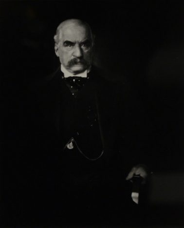J.P. Morgan, 1903 by Edward Steichen