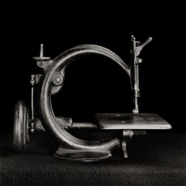 Sewing Machine, 2004 by Richard Kagan