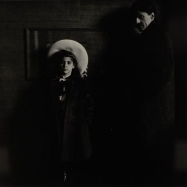 Stieglitz and Kitty, New York, 1904 by Edward Steichen