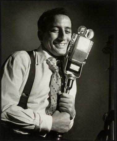 Tony Bennett, New York , 1950 by Herman Leonard