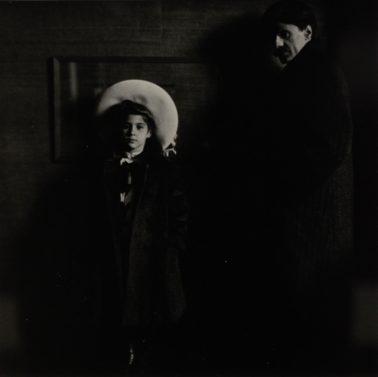 Stieglitz and Kitty, New York, 1904 by Edward Steichen