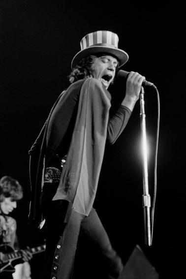 Mick Jagger & Keith Richards by Baron Wolman