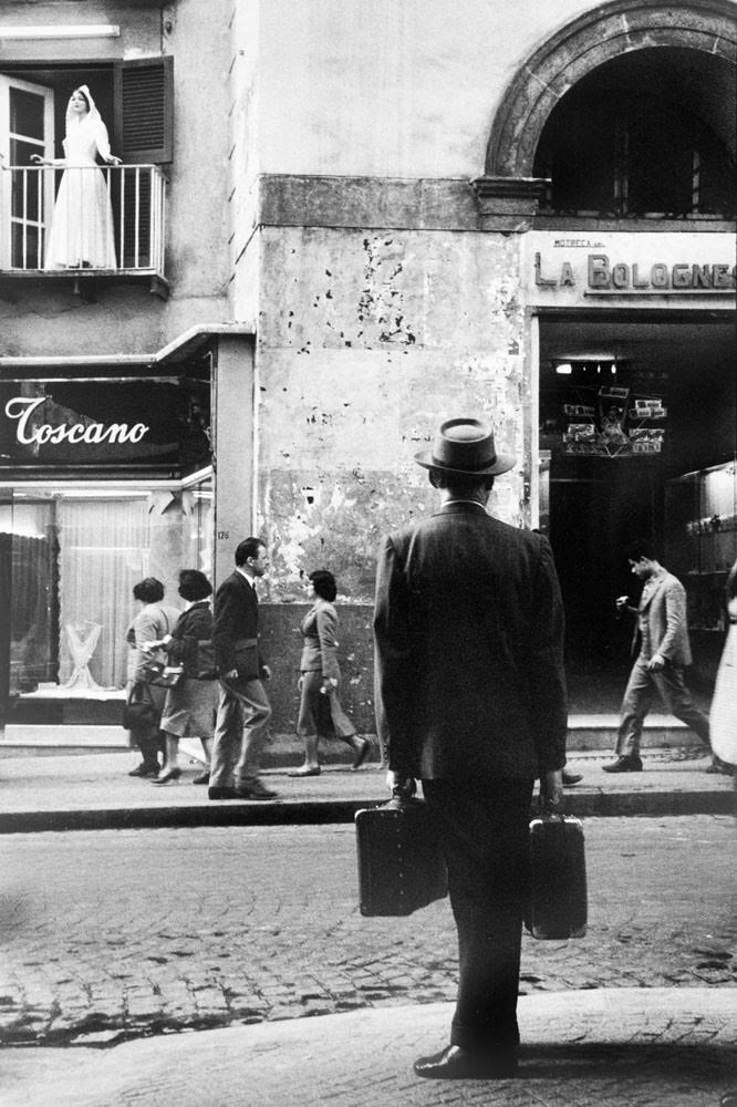 Naples, Italy, 1958 by Leonard Freed