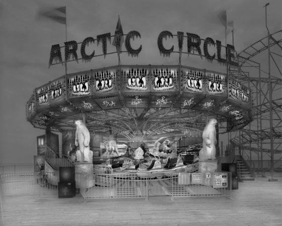 The Arctic Circle, 2009 by Michael Massaia