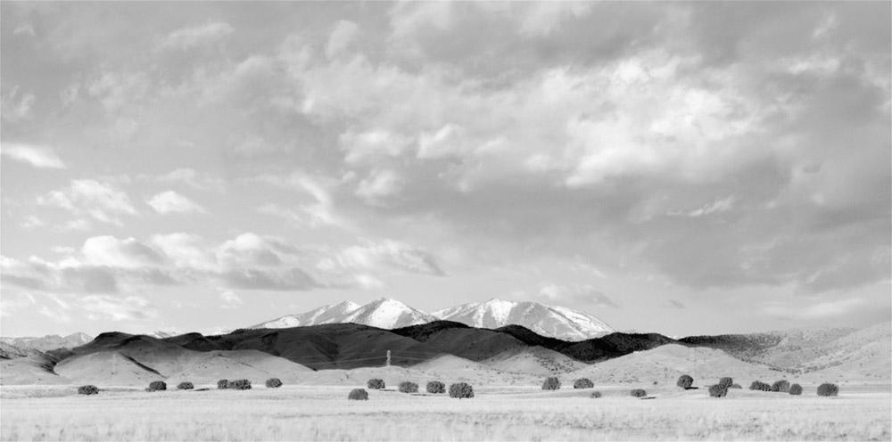 Bismark Peak, Utah, 2006 by Brian Kosoff