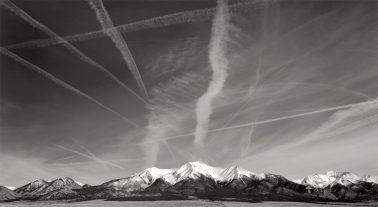 Contrails, 2006 by Brian Kosoff