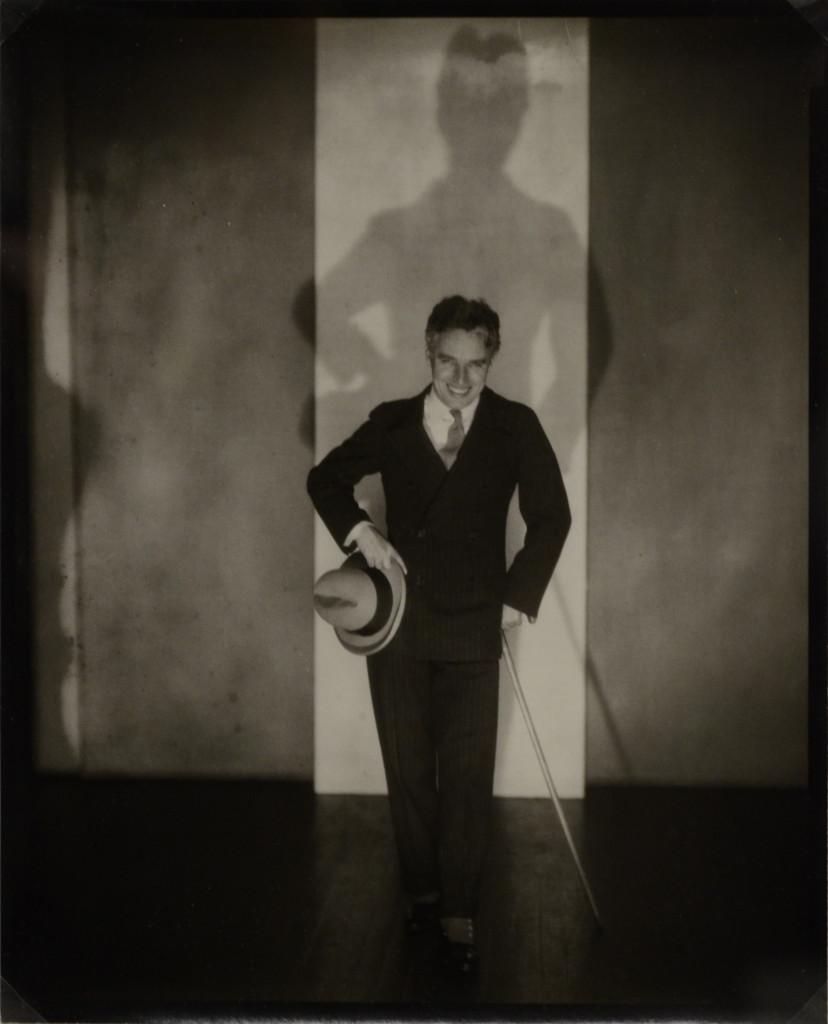 Charlie Chaplin, 1928 by Edward Steichen/George Tice