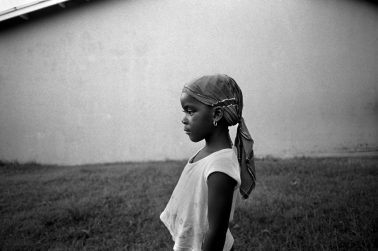 Girl With Scarf by Melchoir DiGiacomo