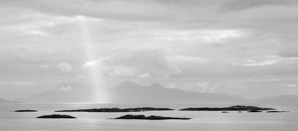 Rum Island, Scotland, 2012 by Brian Kosoff