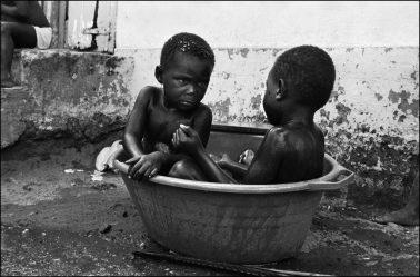 Boys In The Tub, 1987 by Melchoir DiGiacomo