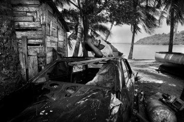 Car Carrier by Melchoir DiGiacomo