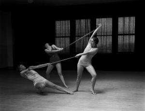 Dancers, 1935 by Imogen Cunningham