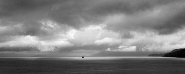 Ferry, Norway, 2006 by Brian Kosoff