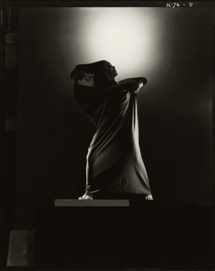 Edward Steichen: Martha Graham #1, 1931