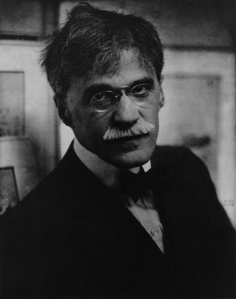 Edward Steichen: Alfred Stieglitz, 1915