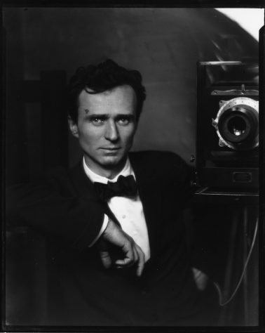 Self Portrait with Studio Camera, 1917 by Edward Steichen