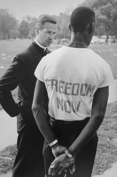 Freedom Now, Washington,DC, 8/28/63, 1963 by Leonard Freed