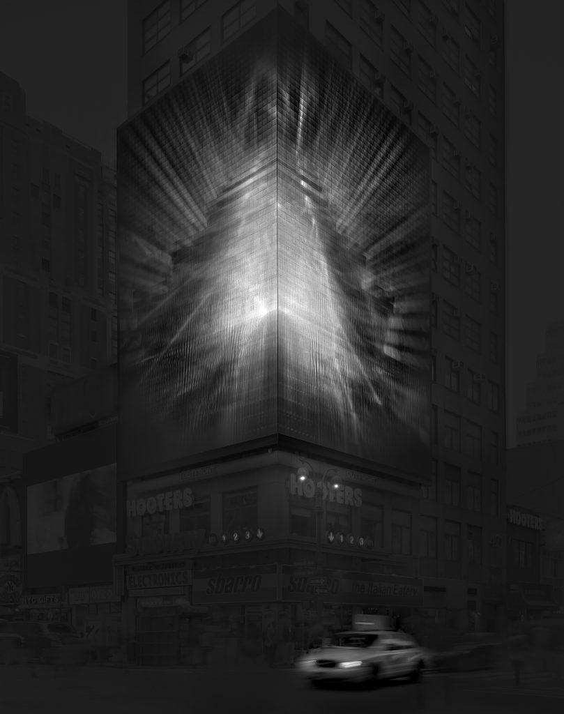 Michael Massaia: 7th Avenue Phoenix,NYC, 2015