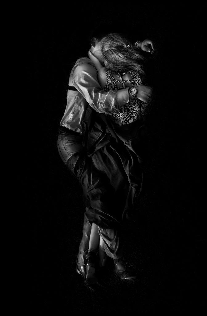 Michael Massaia: Couple #1[ Tango Dancers] NYC, 2015