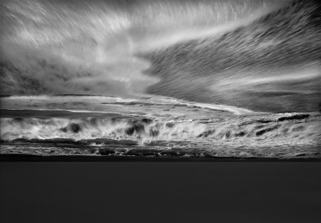 Nor'easter#1, Seaside Heights, NJ, 2015 by Michael Massaia
