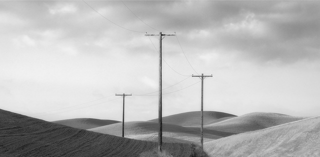 Three Crosses, 2003 by Brian Kosoff