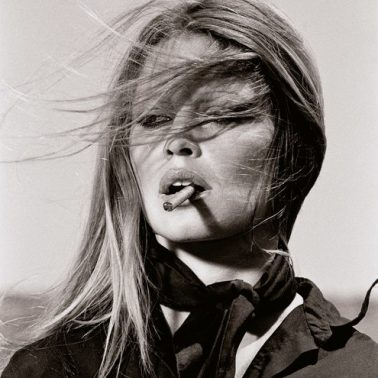 Brigitte Bardot with Cigar, Spain, 1971 by Terry O'Neill