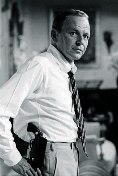 Frank Sinatra, Miami Beach, 1967 by Terry O'Neill