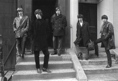 The Rolling Stones, 1963 by Terry O'Neill