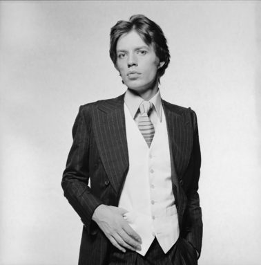 Mick Jagger, London, 1976 by Terry O'Neill