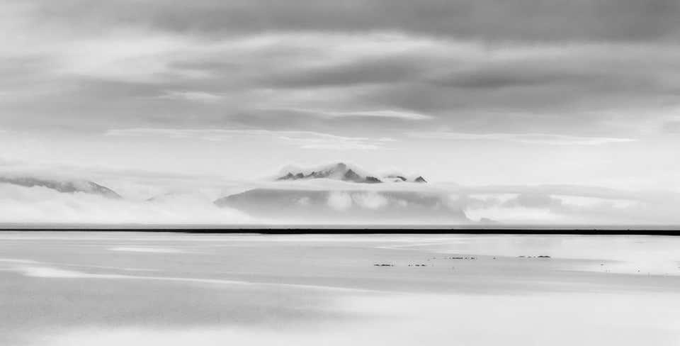 Mt. Klifatindur, Iceland, 2012 by Brian Kosoff