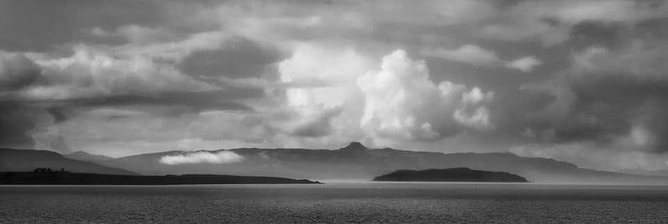 Misty View from Skye, 2012 by Brian Kosoff