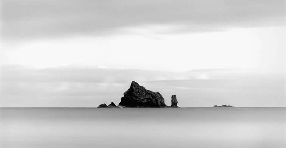 Sea Stack, 2012 by Brian Kosoff