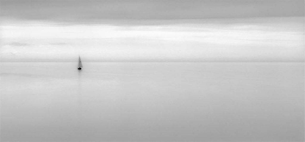 Boat, Lake Ontario, 2005 by Brian Kosoff