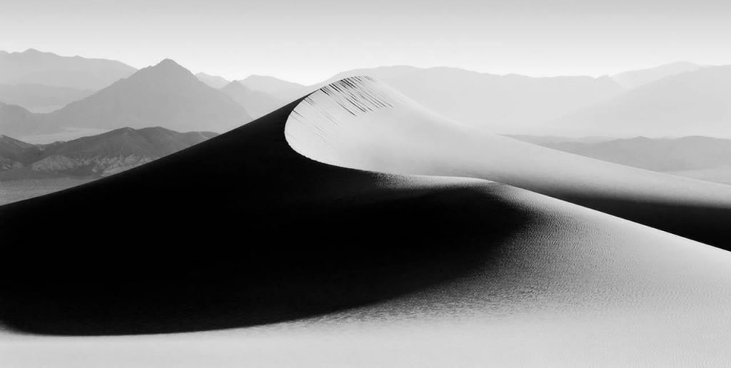 First Light Dune, 2003 by Brian Kosoff